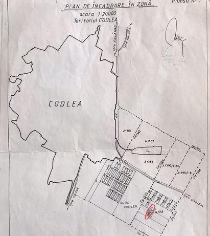 Vând / schimb teren Codlea