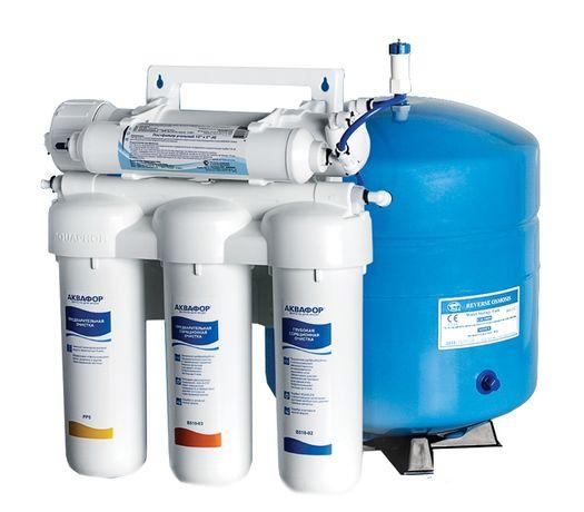 Фильтр для воды Аквафор Осмо 50 исп.5