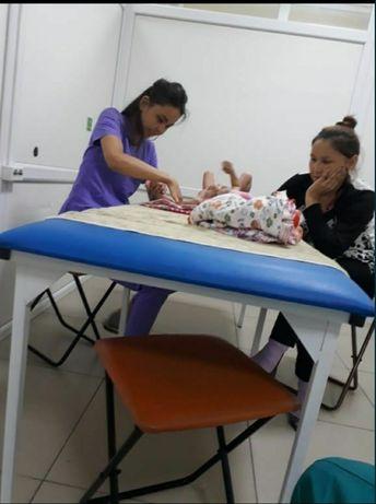 Детский массаж, выезд