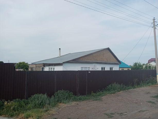 Продам дом большой участок с газовым отоплением