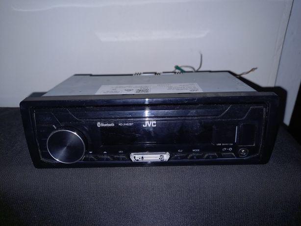 Магнитофон JVC KD-X462BT