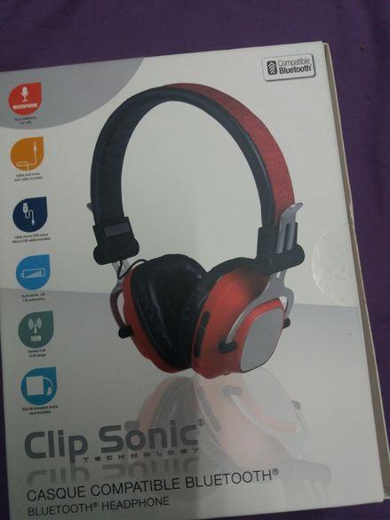 Bluetooth слушалки Clip Sonic