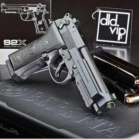 Pistol Airsoft Gen Colt 1911# Beretta# Co2# NBB# 6MM