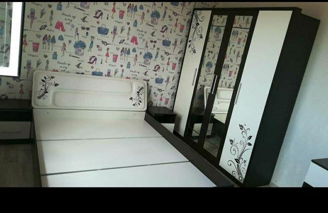 Спальный гарнитур Беллона 4дв мебель со склада