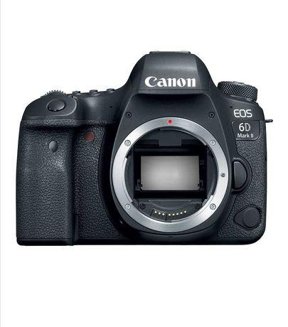 Продавам canon 6d mark2
