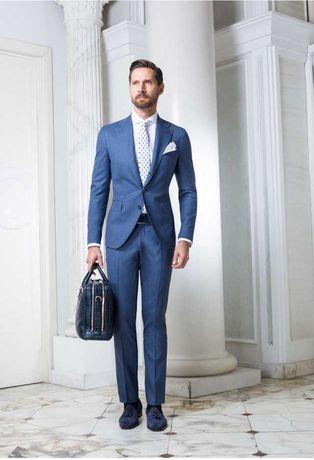 Costume barbati la comanda business 1200 lei materiale ITALIA