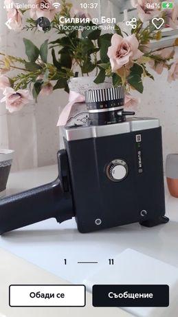 Vintage Камера Russian Video Movie 8 mm Film Camera Avrora Aurora 215
