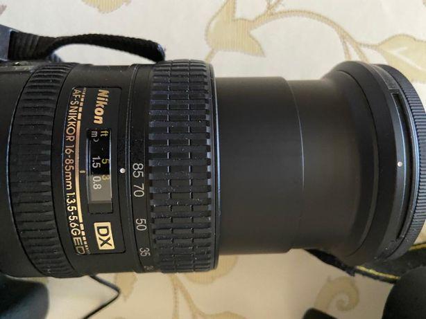 Vand/schimb obiectiv Nikon AF-S DX NIKKOR 16-85mm f/3.5-5.6G ED VR