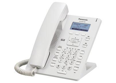 Проводной телефон SIP Panasonic KX-HDV130RU