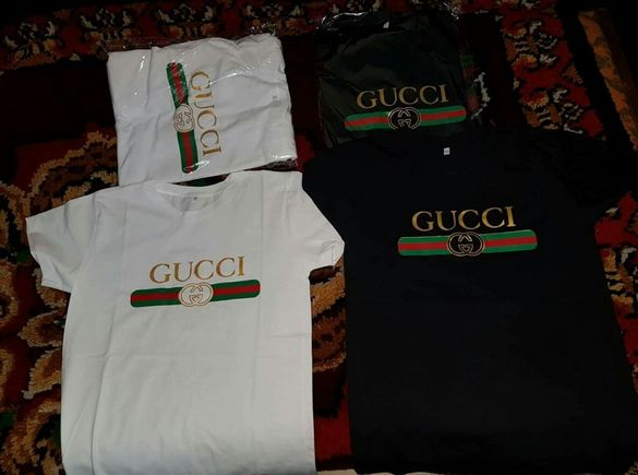 Мъжки тениски Gucci,CalvinKlein