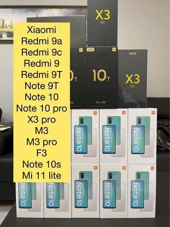 Redmi 9a/9/9c/9t/note 10/note 10 pro/ mi 11 lite/m3/f3