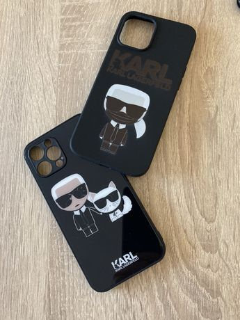 Кейс Karl Lagerfeld Iphone за 12 pro max