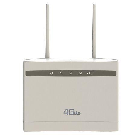 Мощный беспроводной 4G WiFi модем - роутер. Работает от симки любой