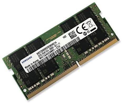 32gb DDR4 2667mhz Samsung laptop