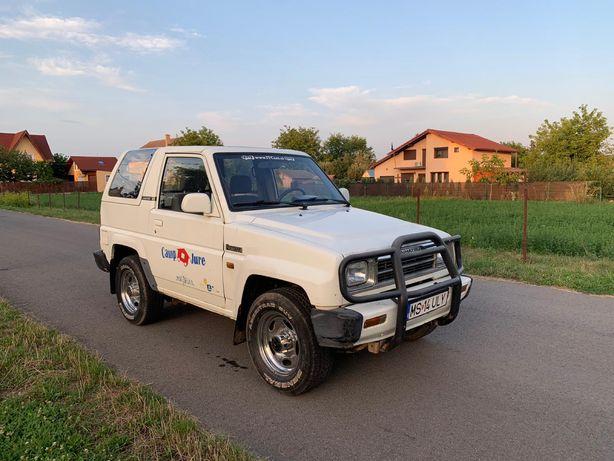 Daihatsu Feroza off-road