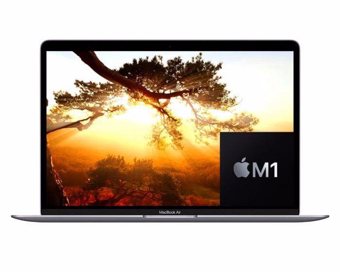 "Нов ! APPLE MacBook Air 13.3"" M1 256GB SSD 8GB Ram (2020)"