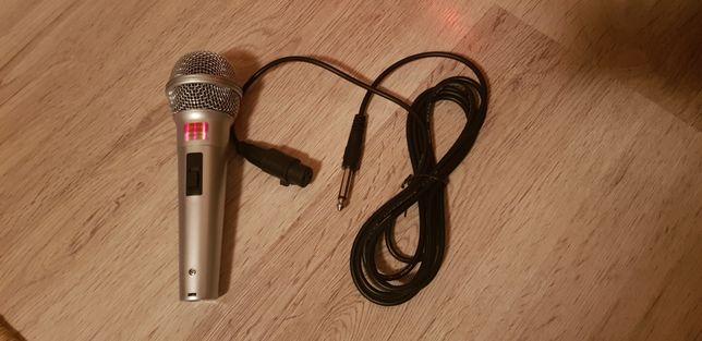 Microfon + cablu XLR - Jack