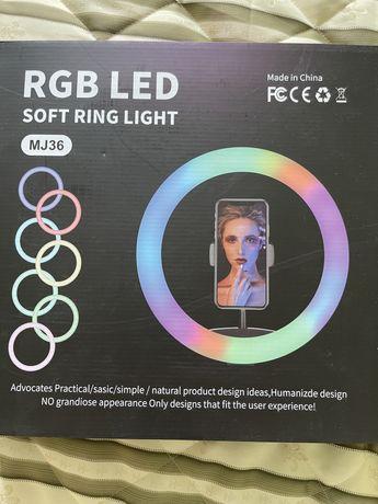 Лампа RGB LED для всей семьи