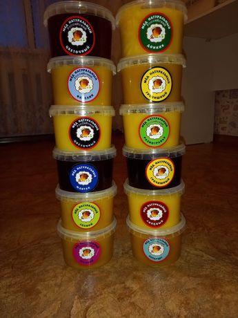 Натуральный мёд из оренбурга