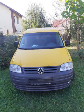 Volkswagen Caddy autoutilitara