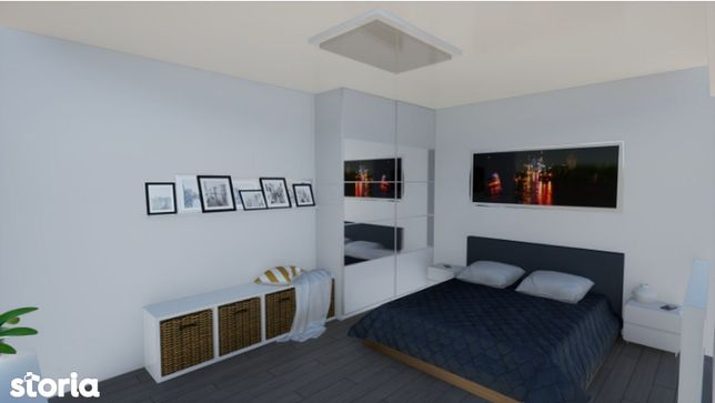 Vând apartament 2 camere, zona centru, bloc nou, COMISION 0%