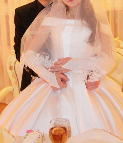 Срочно!!! Свадебное платье! Торг! Продажа!