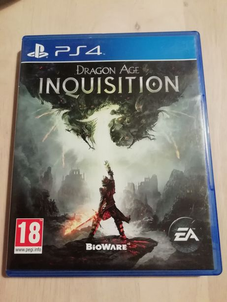 Ps4 - Dragon Age Inquisition