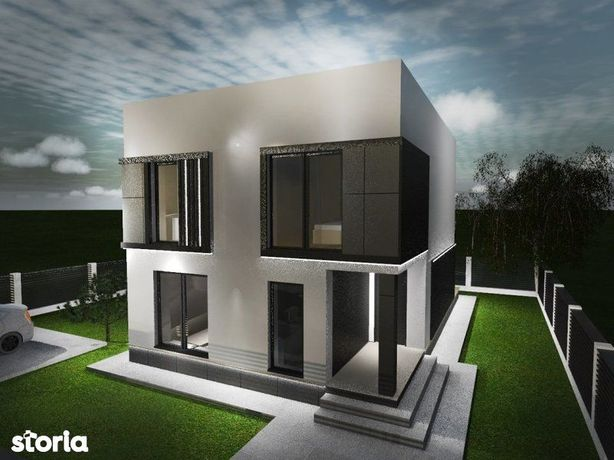 Casa moderna in ansamblu rezidential Bavaria Park