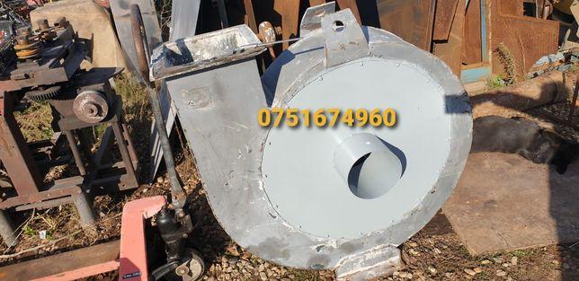 Exhaustor ventilator centrifugal rumegus cereale 7,5kw gigantic