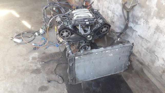 Качественный ремонт моторов двигателей ауди 2.6 - 2.8
