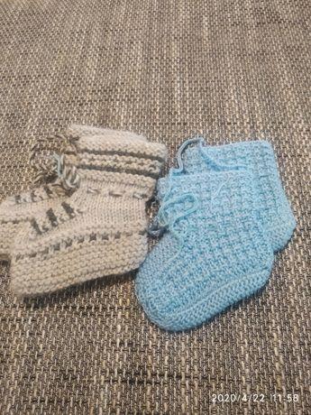 Плетени терлички