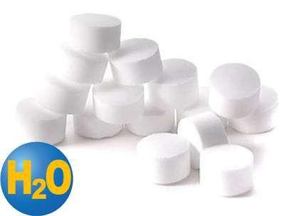 Таблетирана сол 25 кг. за омекотяване на вода