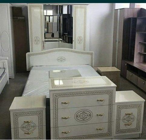 Спальный гарнитур Грация 4дв Мебель прямо со склада