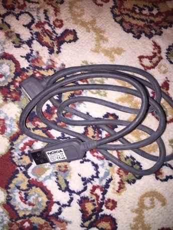 Зарядное устройство usb кабель Нокиа