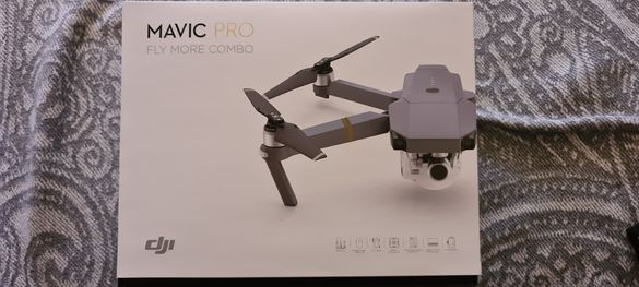DJI Mavic Pro Fly More Bundle drone дрон мавик
