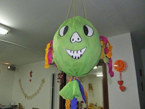 PINATA colorate cu diverse modele si tematici preferate de copii