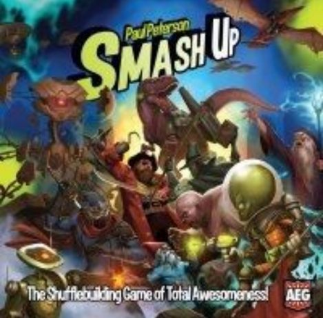 Boardgame Joc de societate SmashUp