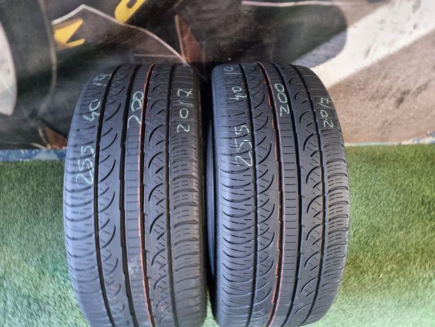 255 40 19 Pirelli m+s