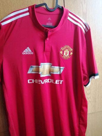 Тениска Manchester United Adidas