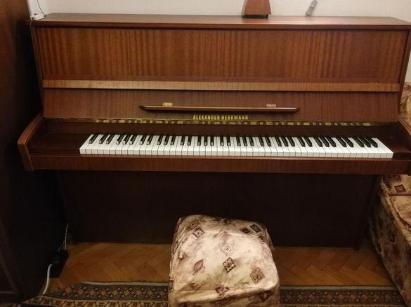 Пиано Александър Херман