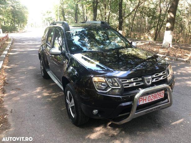Dacia Duster 4 x 4 facelift