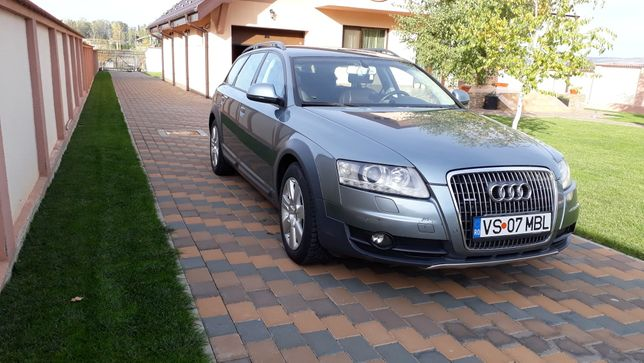 Vând Audi a6 allroad 3.0