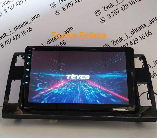 Автомагнитола Teyes CC2L+для Toyota Estima/Тойота Эстима