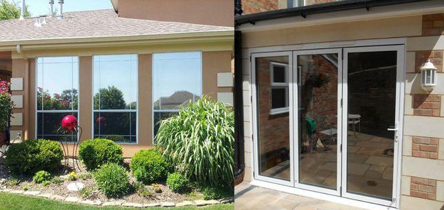 Folie geam protectie solara SILVER 80*100cm. Noua!