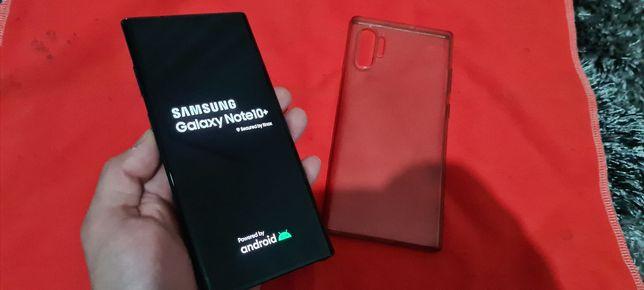 - Samsung Note10 Plus, Negru, 256Gb, 12Ram, stare f buna, doar telefon