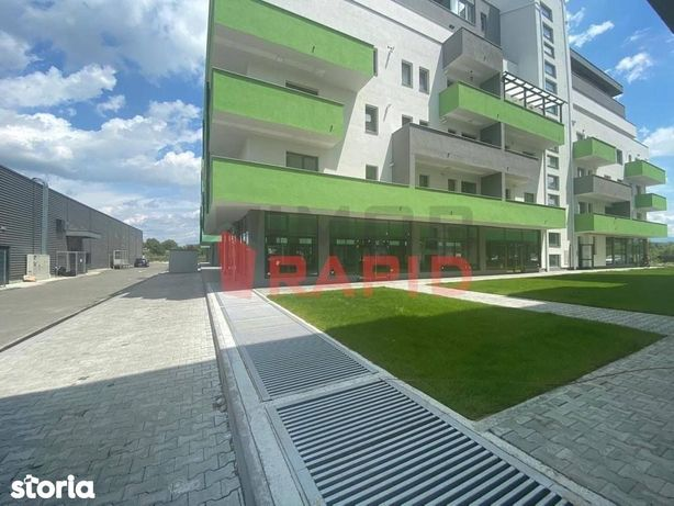 Spatiu comercial 340 mp zona Mall B1 retail park,Kfc,Kaufland