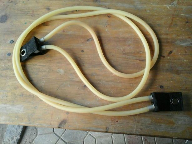 Corzi elastice din latex originale pentru bungee jumping
