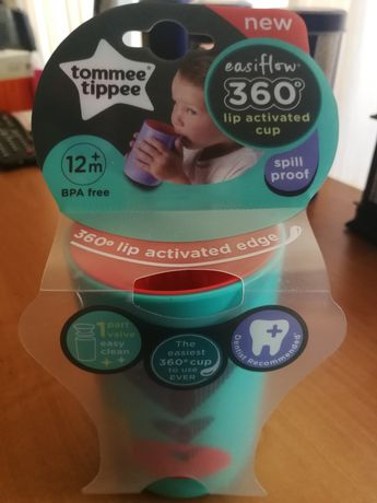Неразливаща чаша  за дете