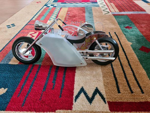 Lustra motocicletă