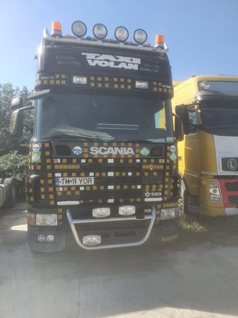 Vand Scania 164L 580